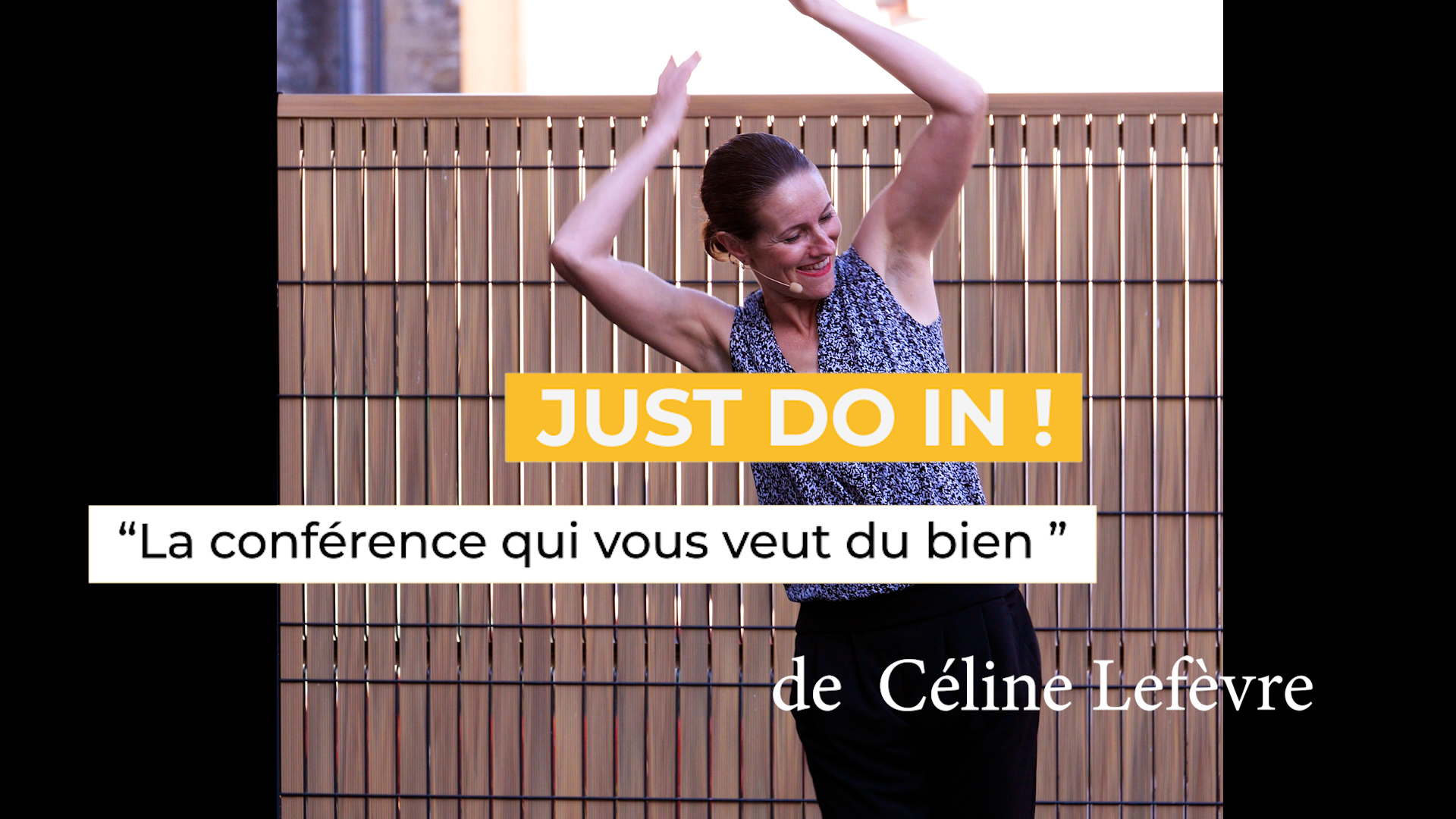 Teaser ' Just Do In !'